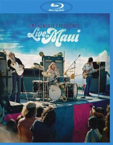 Jimi Hendrix Experience - Live In Maui (2020) Blu-Ray 1080p