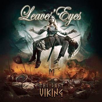 Leaves' Eyes - The Last Viking [2CD] (2020)
