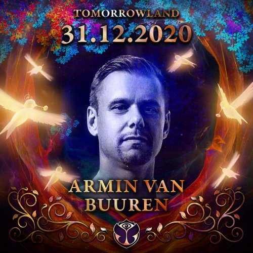 Armin van Buuren - Live at Tomorrowland (NYE 2020) (2021)