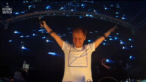 Armin Van Buuren - The Flying Dutch