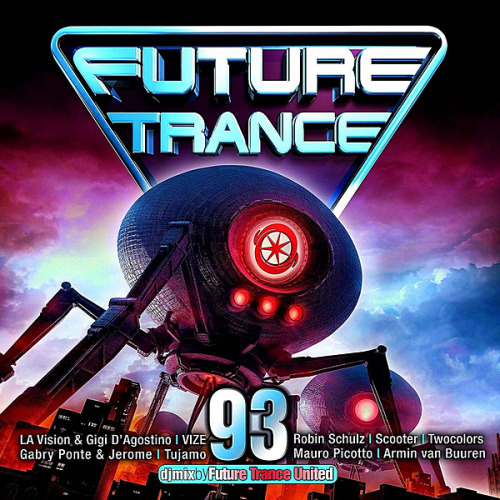 VA - Future Trance 93 [3CD] (2020)