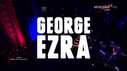 George Ezra - SWR3 New Pop Festival (2014) HDTV