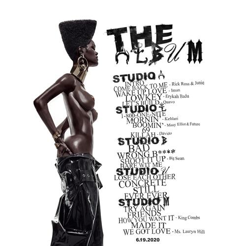 Teyana Taylor - The Album (2020)