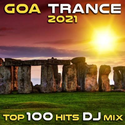 VA - Goa Trance 2021 Top 100 Hits DJ Mix [WEB] (2020)