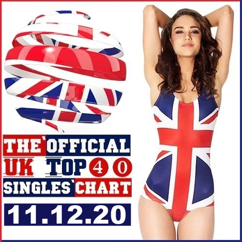 The Official UK Top 40 Singles Chart (11-Dec-2020)