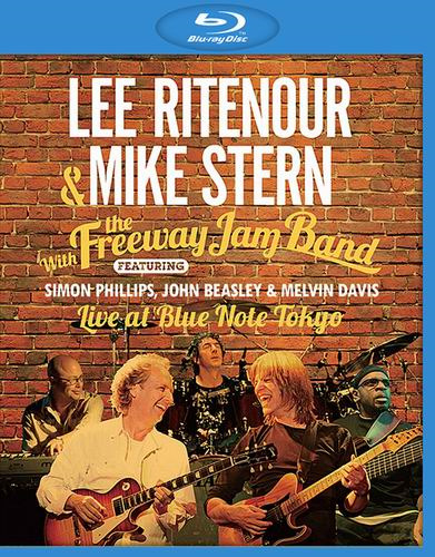 ler - Lee Ritenour & Mike Stern - Live At The Blue Note Tokyo (2011) Blu-Ray