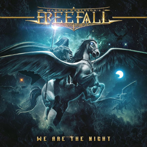 Magnus Karlsson's Free Fall - We Are the Night (2020)