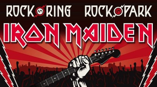 Iron Maiden - Live At Rock Am Ring (2014) HDTV