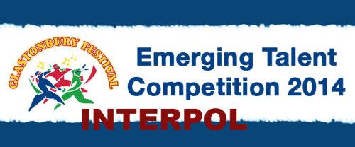 Interpol - Glastonbury Festival (2014) HD 720p