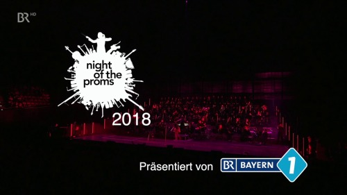 VA - Night Of The Proms (2018) HDTV