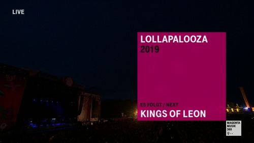Kings Of Leon - Lollapalooza Berlin (2019) HD 1080p