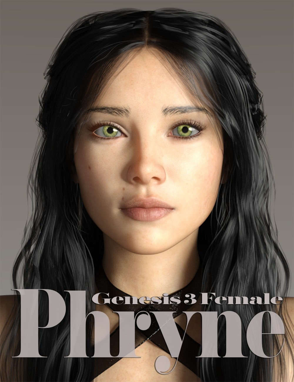Phryne for Genesis 3 Female