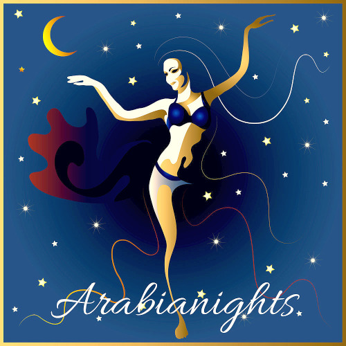 Various Artists - Arabianights (2020)