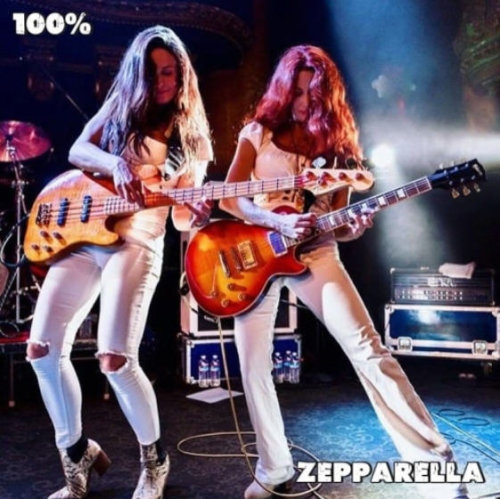 Zepparella - 100% Zepparella (2021)