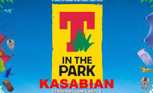 Kasabian - T In The Park