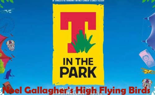 Noel Gallagher's High Flying Birds - T In the Park