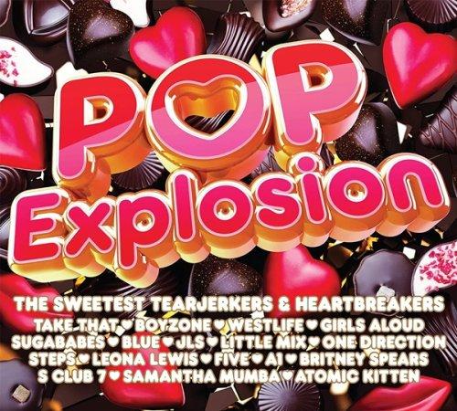 VA - Pop Explosion Tearjerkers & Heartbreakers [3CD] (2021)