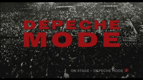 Depeche Mode One Night In Paris 2001 2014 Hdtv 720p