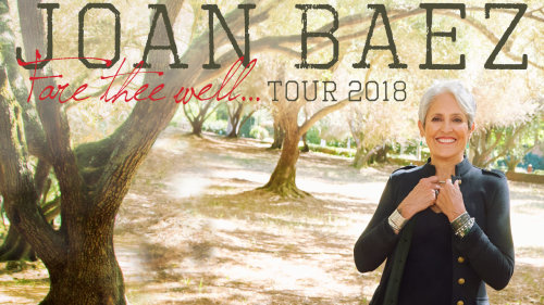 Joan Baez - The Fare Thee Well Tour (2018) HDTV