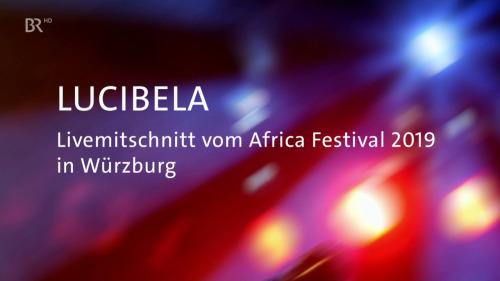 Lucibela - 31.Africa Festival (2019) HDTV