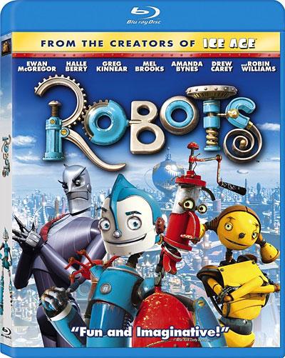 Роботы / Robots (2005) BDRip (1080p)