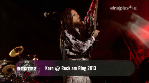 Korn - Rock Am Ring (2013) HDTV