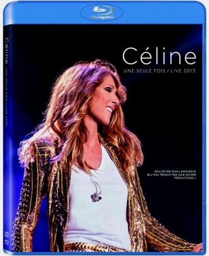 Celine Dion - Une Seule Fois / Live (2013) BDRip 1080p