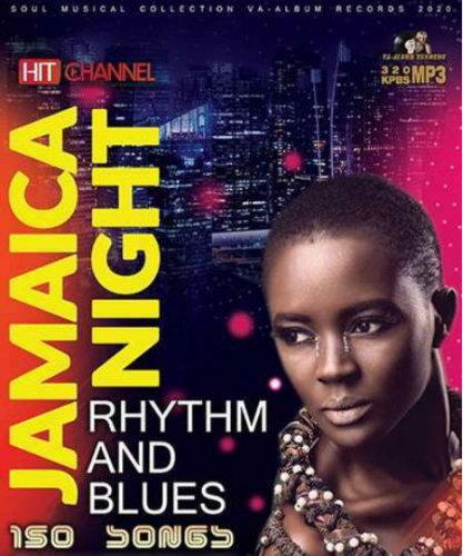 VA - R&B Jamaica Night (2020)