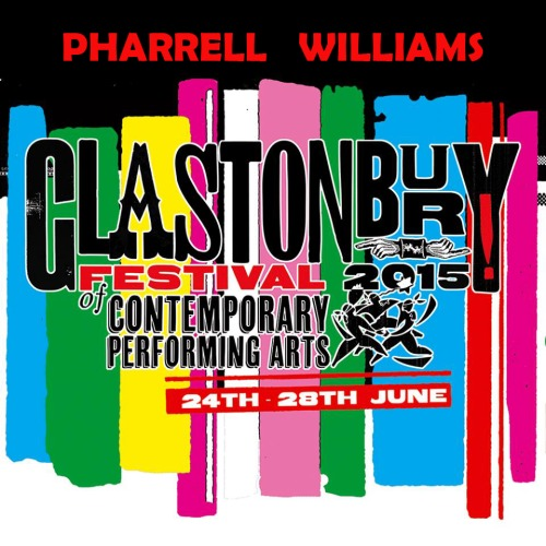 Pharrell Williams - Glastonbury Festival