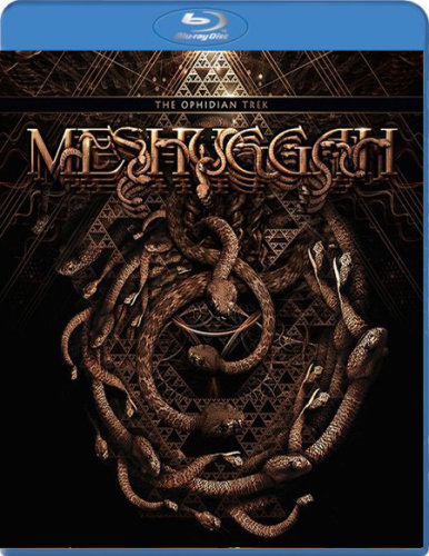 Meshuggah - The Ophidian Trek (2014) BDRip 720p