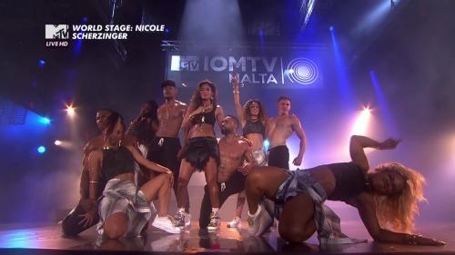 Nicole Scherzinger - Live At Isle Of MTV Malta (2014) HDTV