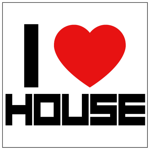 I Love House Treasure Records (2020)