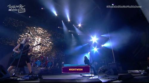 Nightwish - Rock In Rio Brasil
