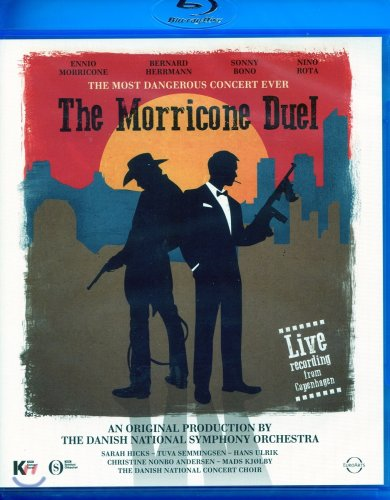 The Morricone Duel - The Most Dangerous Concert Ever (2018) Blu-Ray 1080i