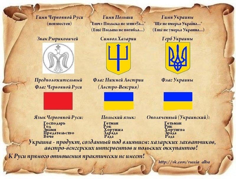 С интересом вчера узнал, что шизанутые пропутинские лингвисты сделали открытие века, что украинский язык те