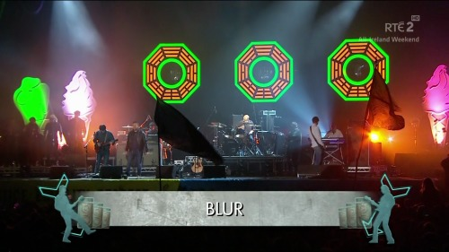 Blur - Electric Picnic Live