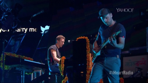 Coldplay - iHeartRadio Music Festival