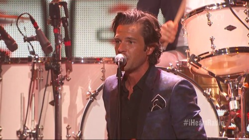 The Killers - iHeartRadio Music Festival