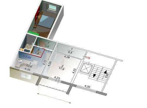 Купить техплан квартиры в МК-Град