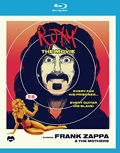 Frank Zappa & The Mothers - Roxy The Movie