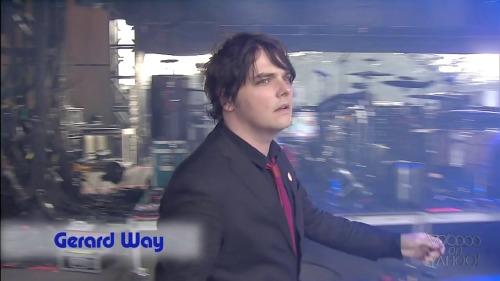 Gerard Way - Voodoo Music Festival