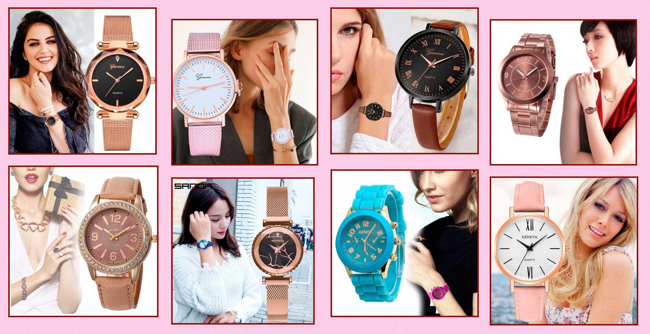 часы geneva женские