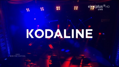 Kodaline - SWR3 New Pop Festival