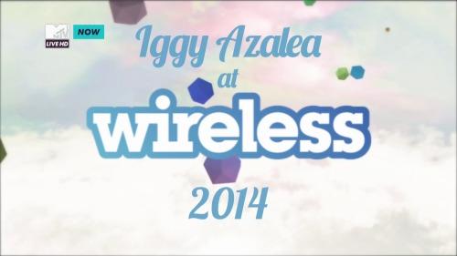 Iggy Azalea - Wireless Festival (2014) HDTV
