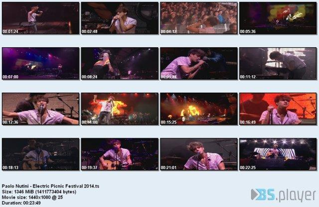Paolo Nutini - Electric Picnic Festival (2014) HDTV