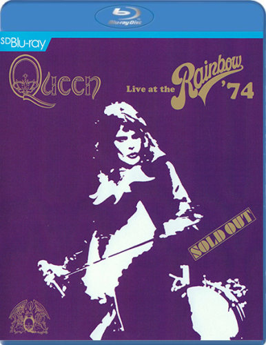 Queen - Live At The Rainbow '74 (2014) BDRip 720p