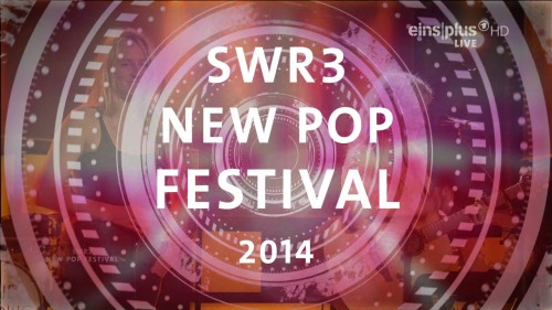 Ellie Goulding - SWR3 New Pop Festival (2014) HDTV