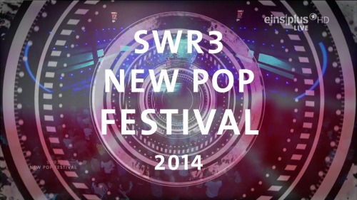 Imagine Dragons - SWR3 New Pop Festival (2014) HDTV