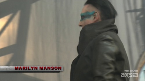 Marilyn Manson - Rock On The Range Festival (2015) HDTV