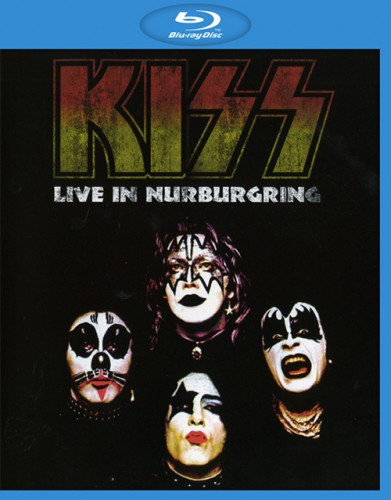 Kiss - Live In Nurburgring